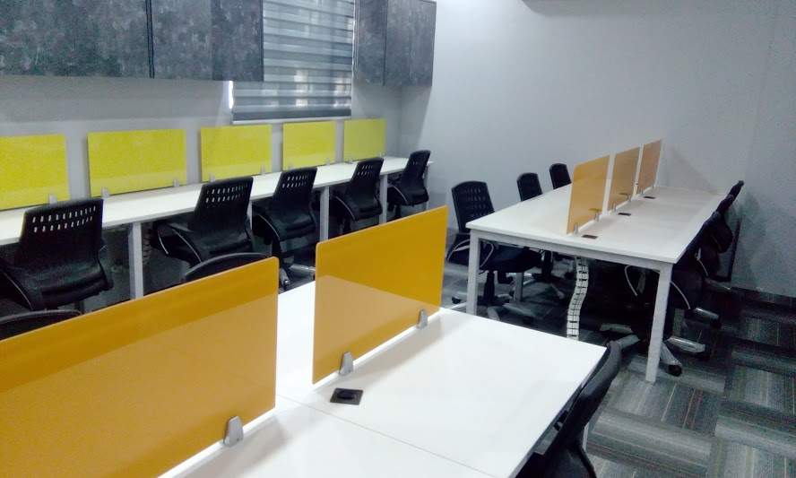 Coworking In Connaught Place (One Internet) - MY DESK HUB