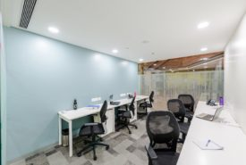 6 Seater Office -
